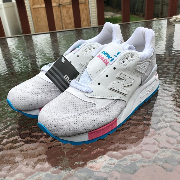 New Balance 998 Made in USA Cotton Candy M998WEA